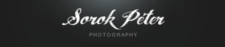 Sorok Peter photography logo